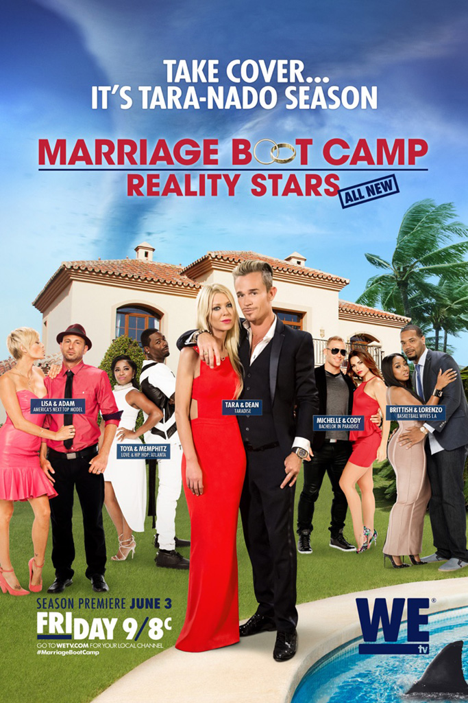 Marriage Boot Camp - The Mad Creatives